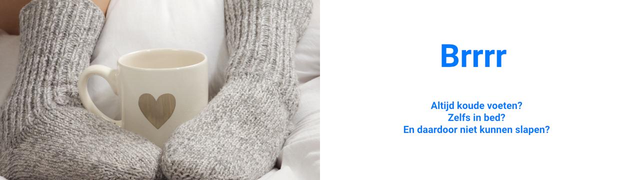 koude voeten behandelen door alternatieve geneeskunde
